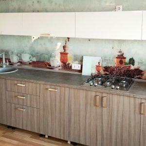 Кухонный фартук фотопечать