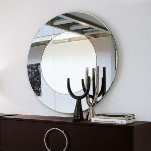 Круглое зеркало Пермь