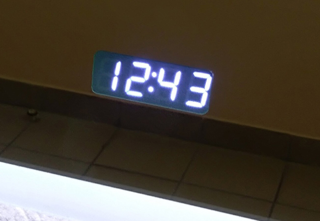 Индикатор времени