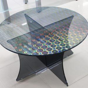 стол журнальный стекло